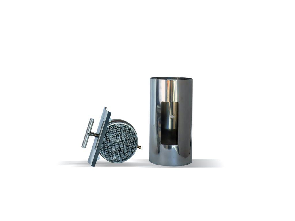 ABCAT® Holzrauchfilter Ø 125 L = 300mm