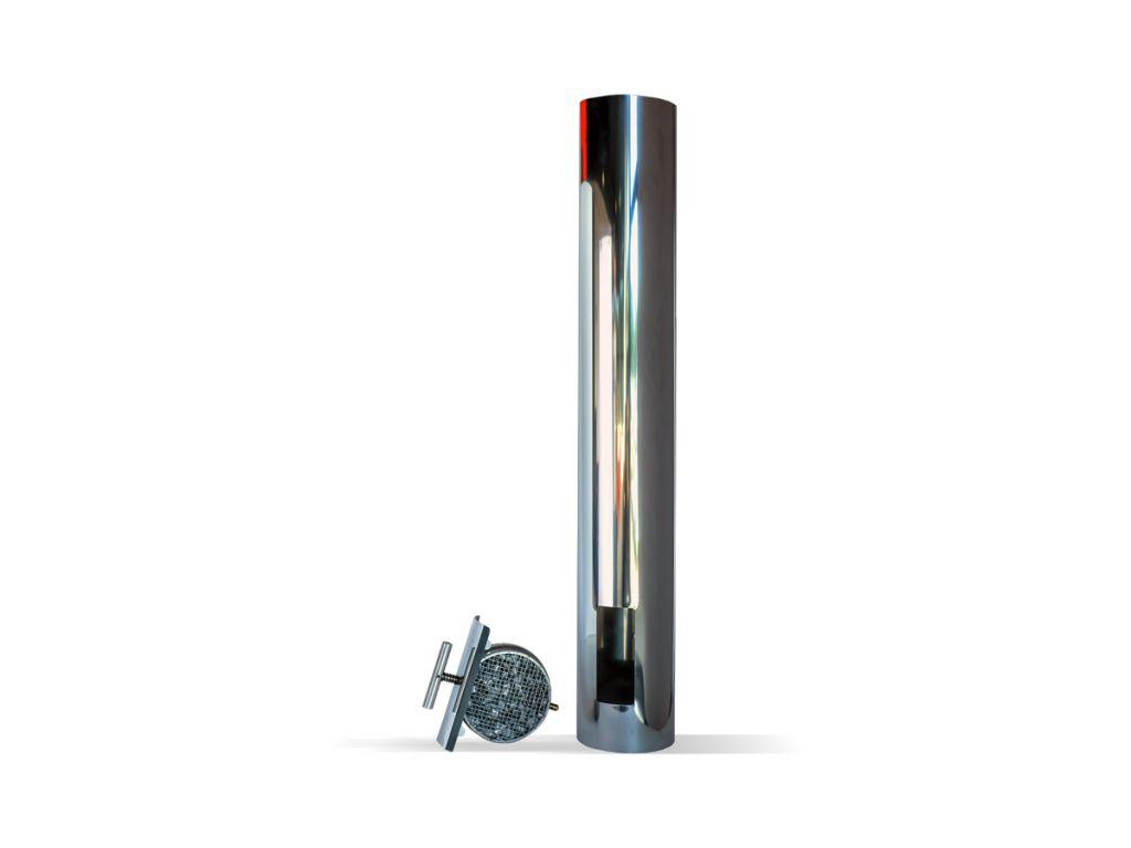 ABCAT® Holzrauchfilter Ø 125 L = 1000mm
